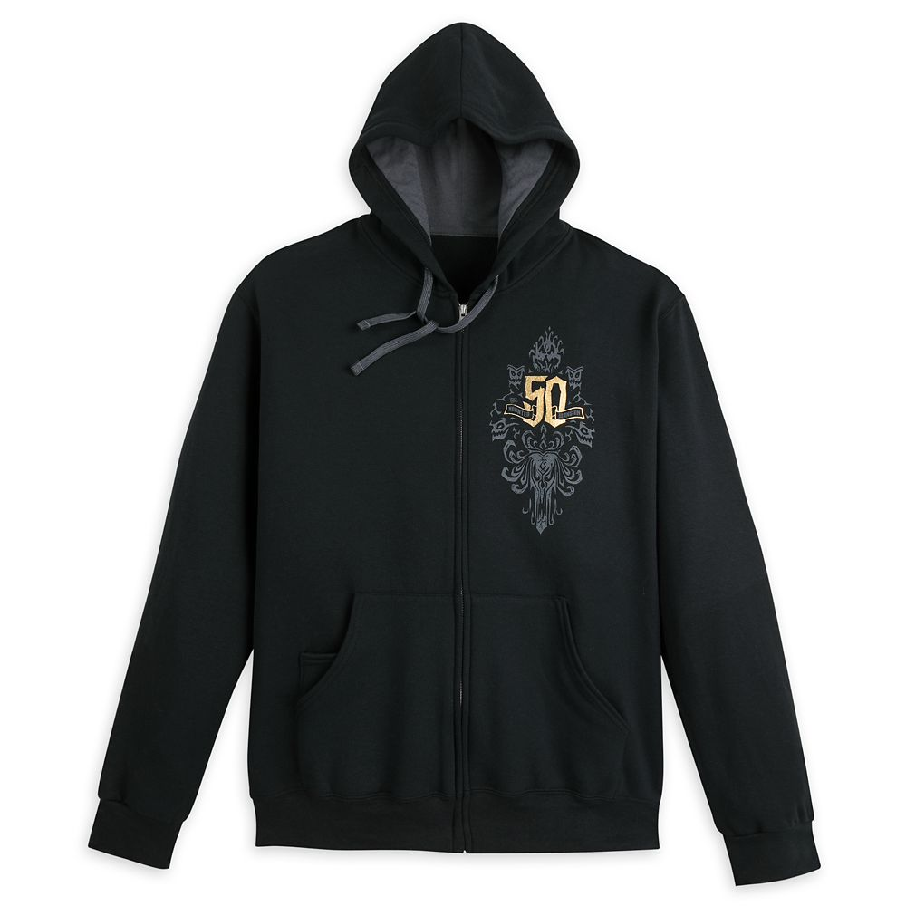 The Haunted Mansion Hoodie for Men – 50th Anniversary