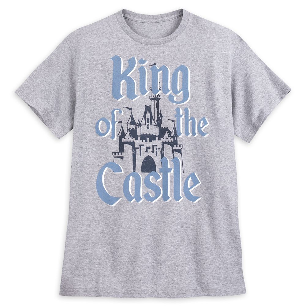 Fantasyland Castle T-Shirt for Men – ''King of the Castle''