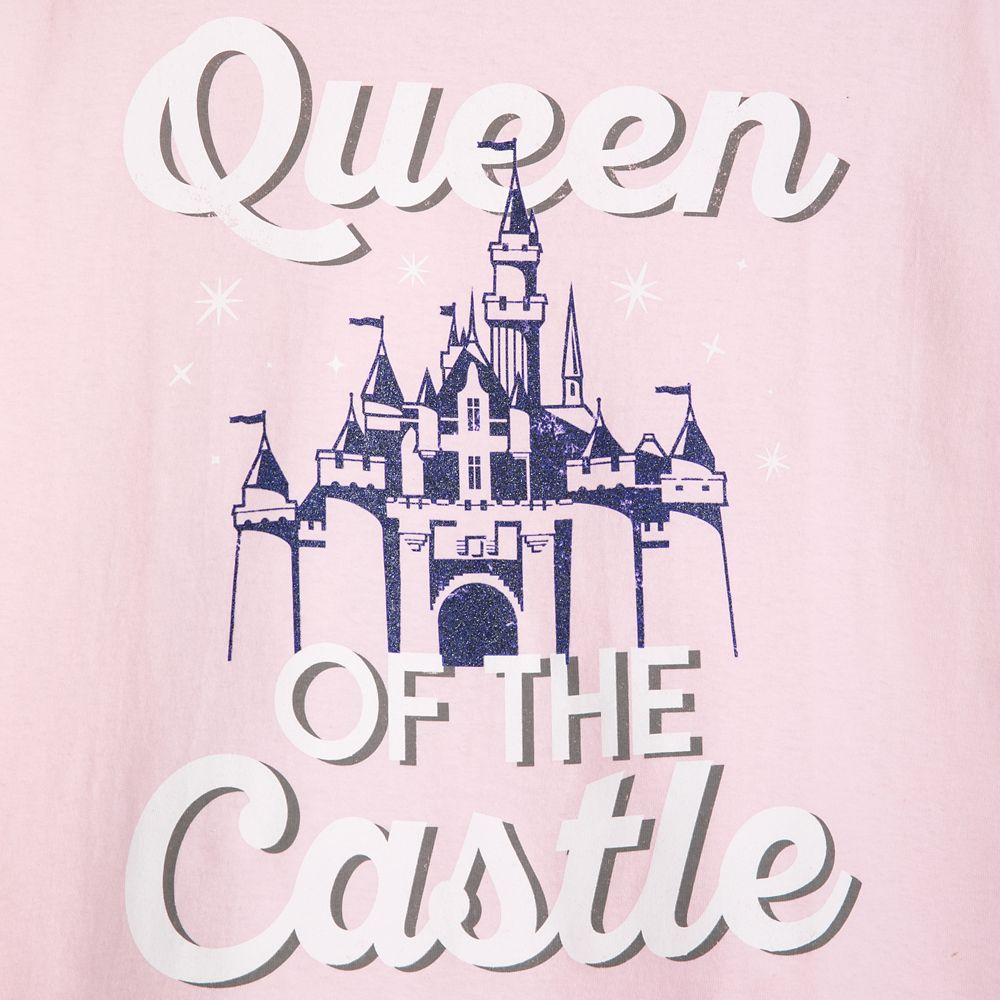 A Mighty Queen of the Castle Indeed!