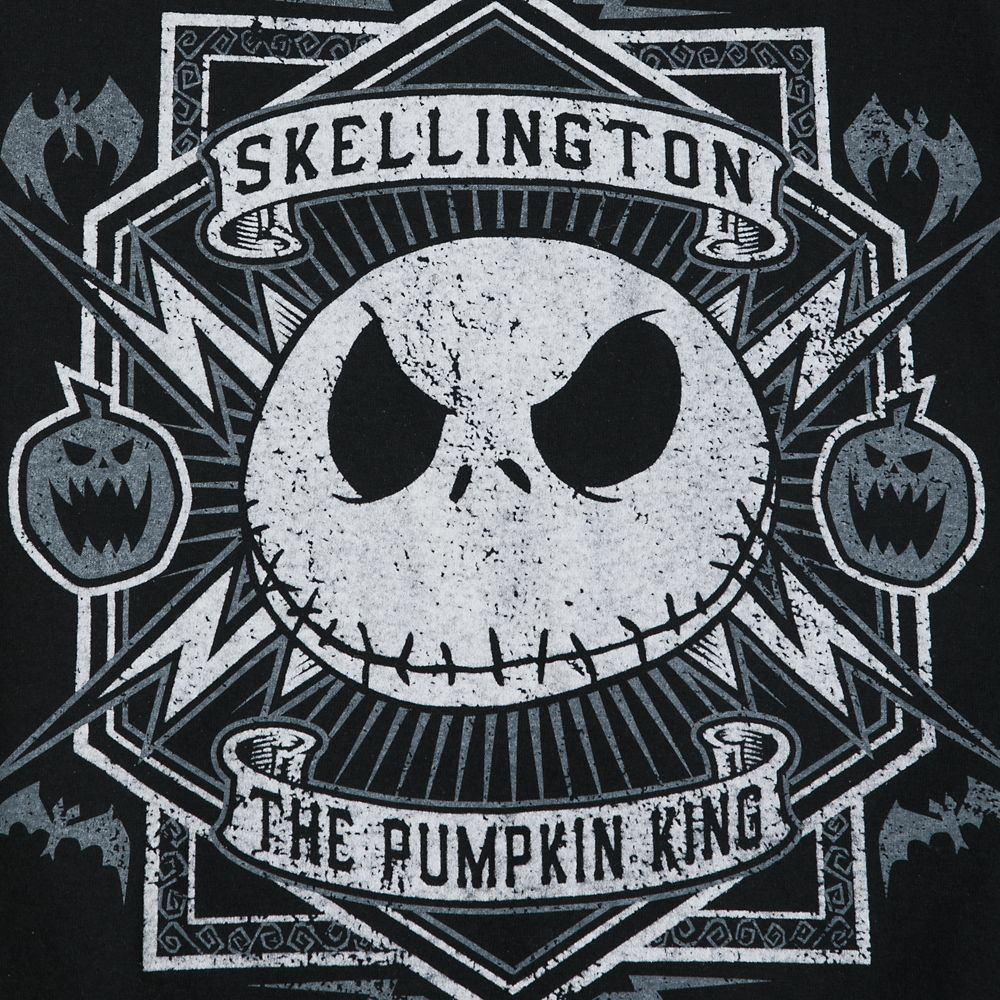 Jack Skellington Sleeveless T-Shirt for Men