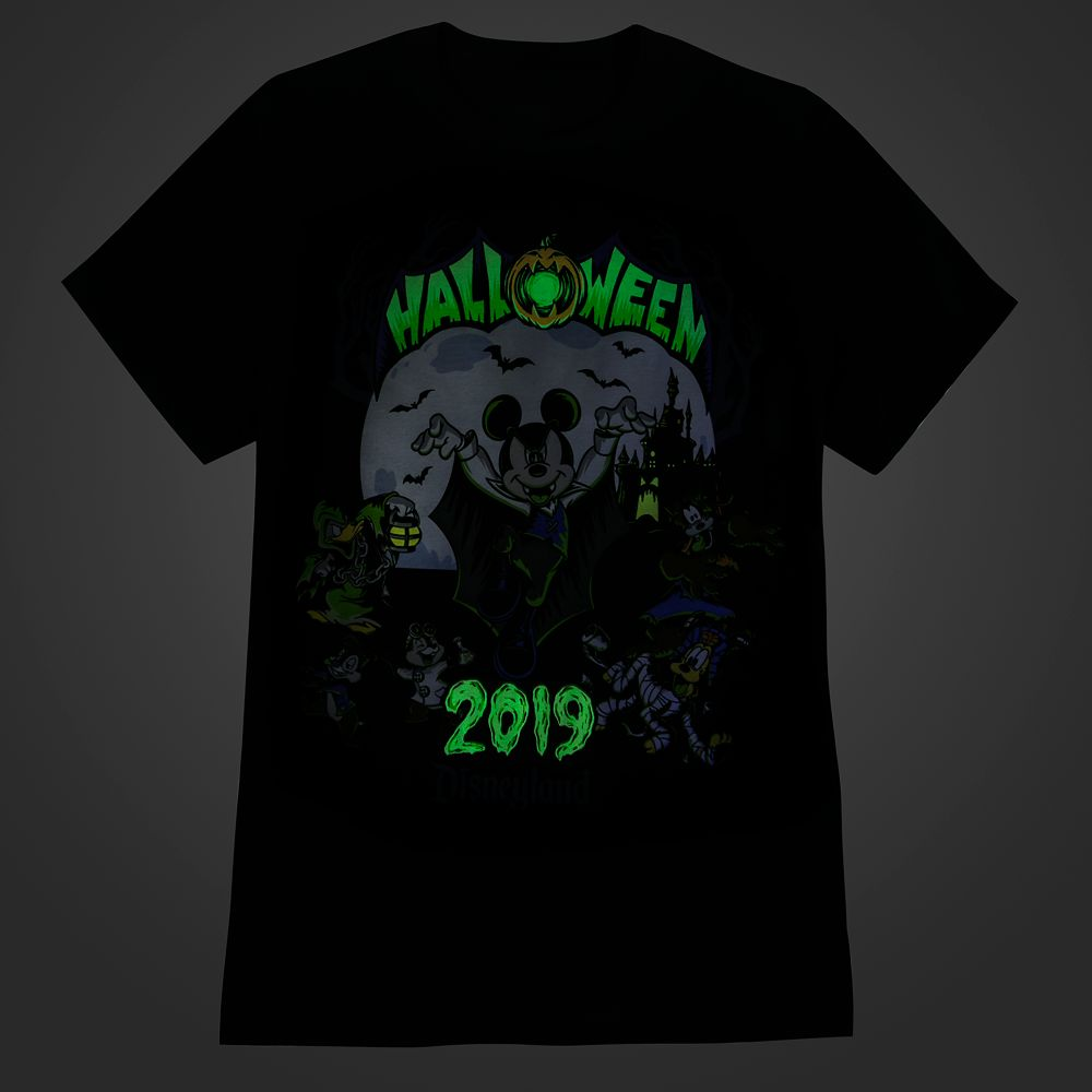 Halloween Friends Shirt.Mickey Mouse And Friends Halloween 2019 T Shirt For Adults Walt Disney World