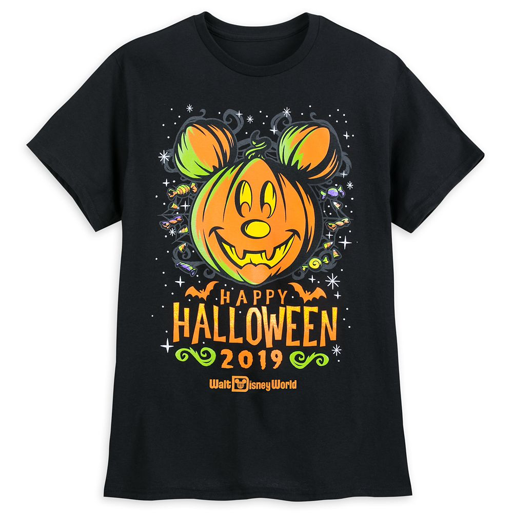 Mickey Mouse Halloween 2019 T-Shirt for Adults – Walt Disney World