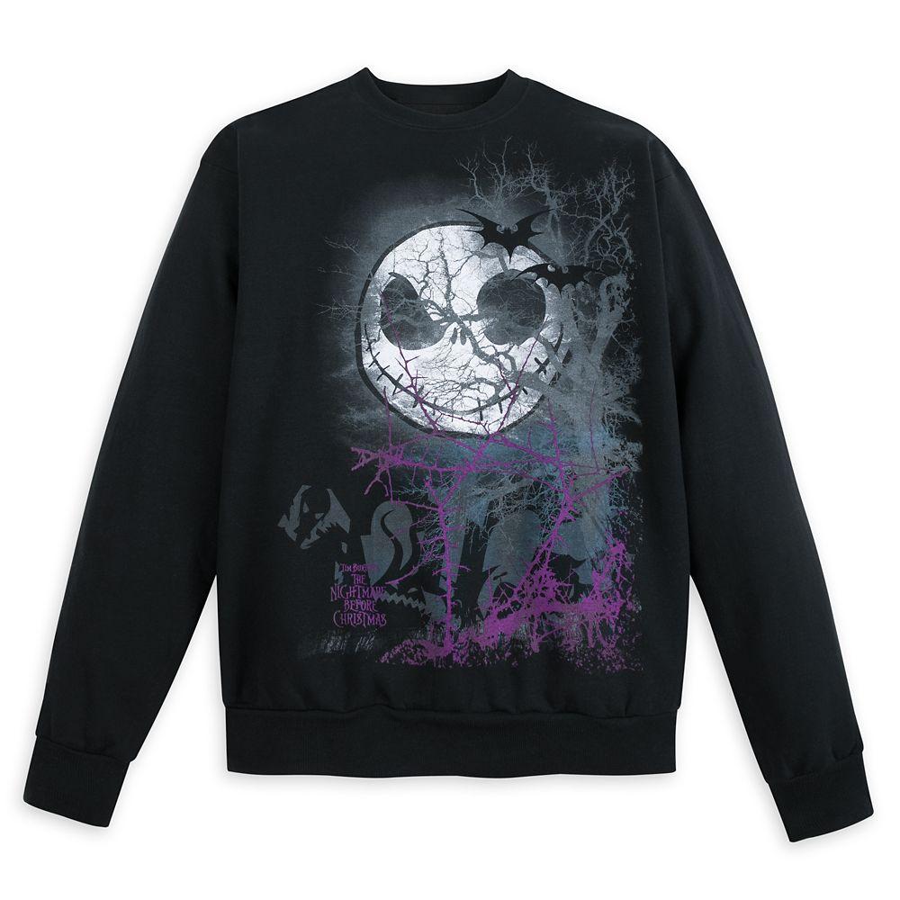 Jack Skellington Pullover Sweatshirt for Men