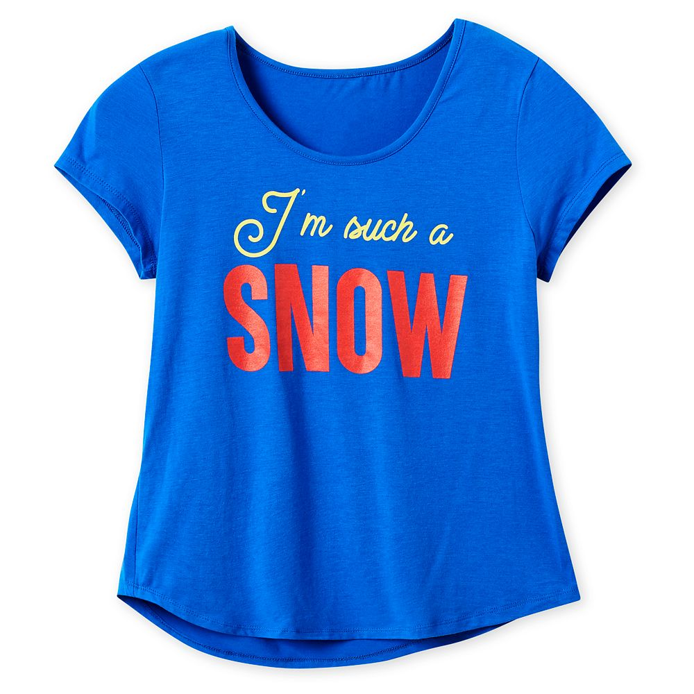 Snow White ''I'm such a Snow'' T-Shirt for Women