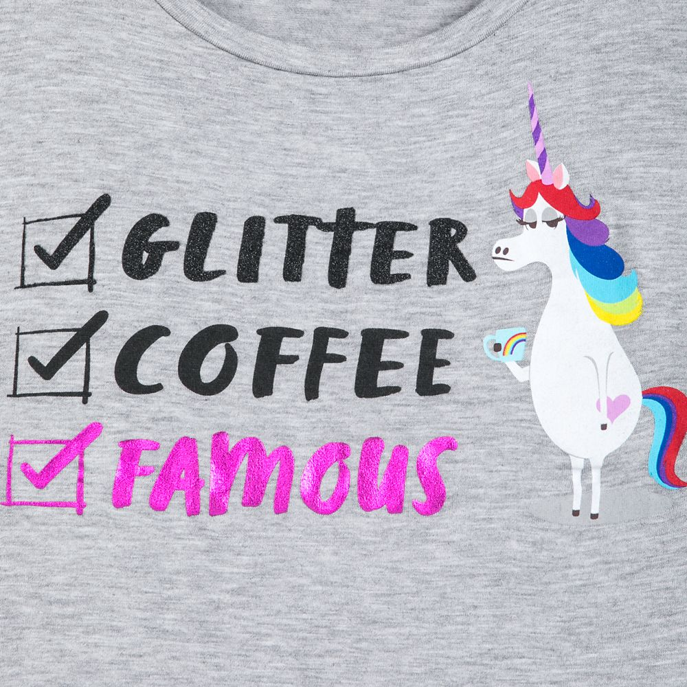 Rainbow Unicorn T-Shirt for Women – Inside Out