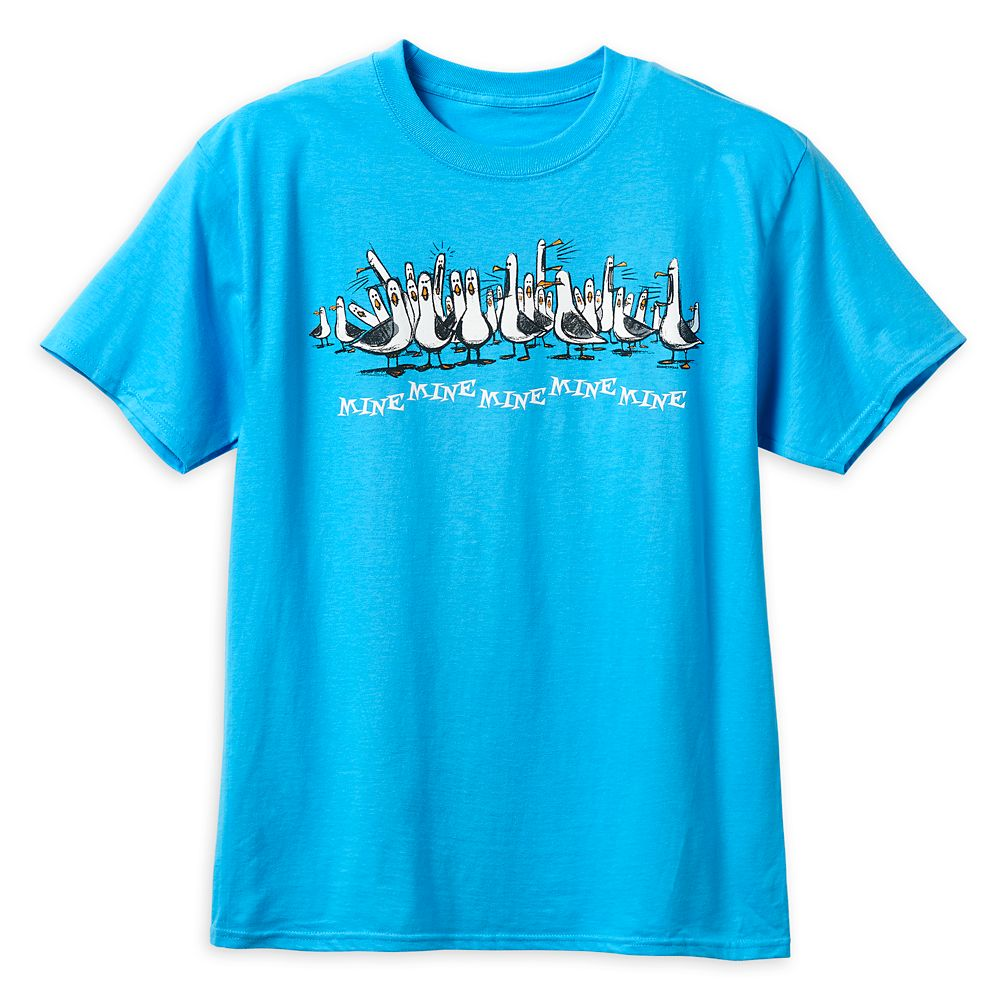 Finding Nemo Seagulls ''Mine, Mine, Mine, Mine, Mine'' T-Shirt for Men
