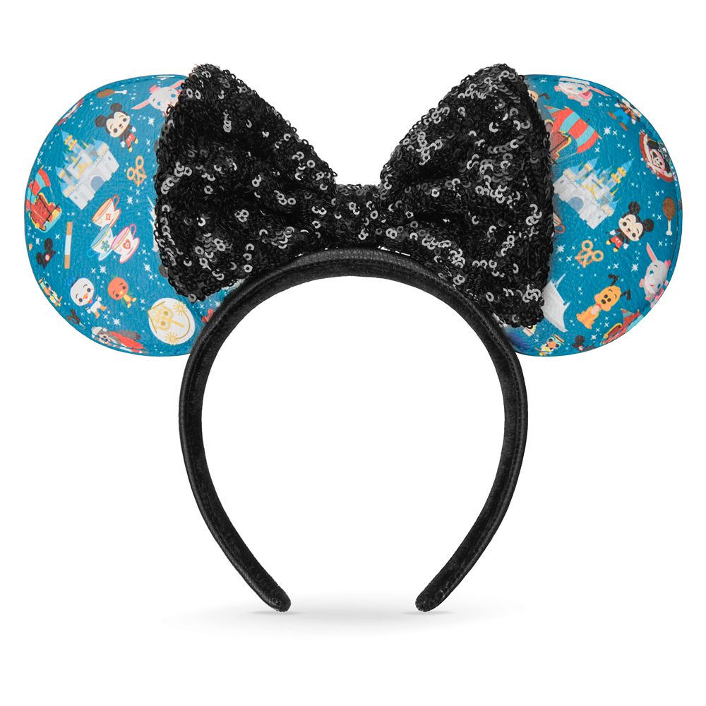 Disney Parks Minis Ear Headband for Adults by Loungefly – Limited Release