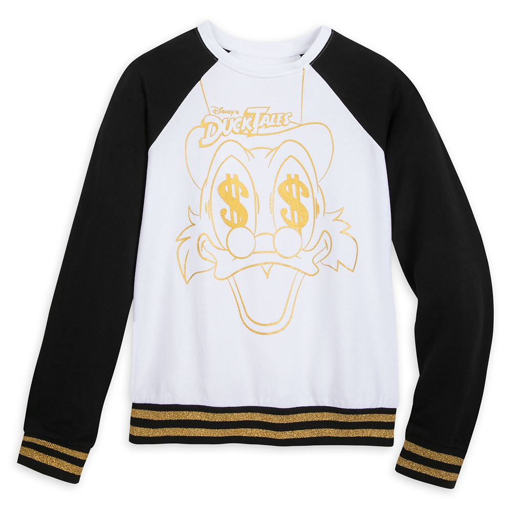 Scrooge McDuck Sweatshirt for Women – DuckTales