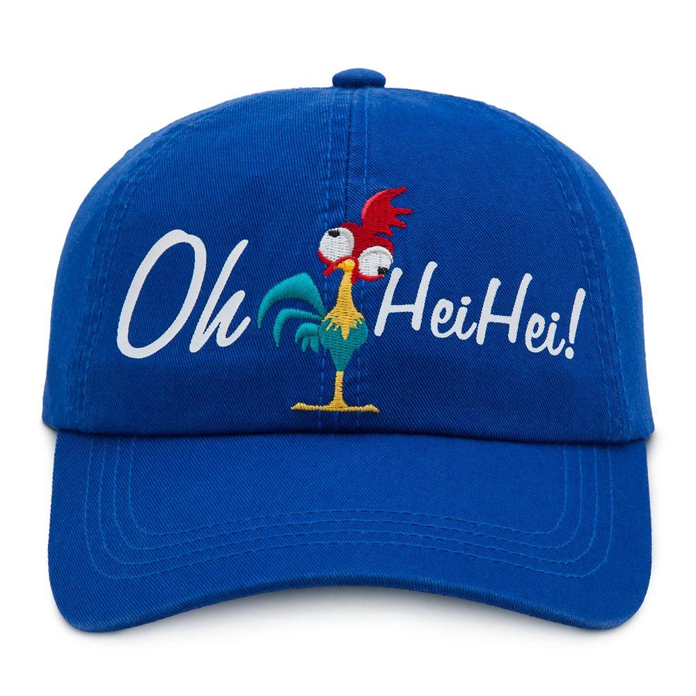 Hei Hei Baseball Cap for Adults  Moana Official shopDisney