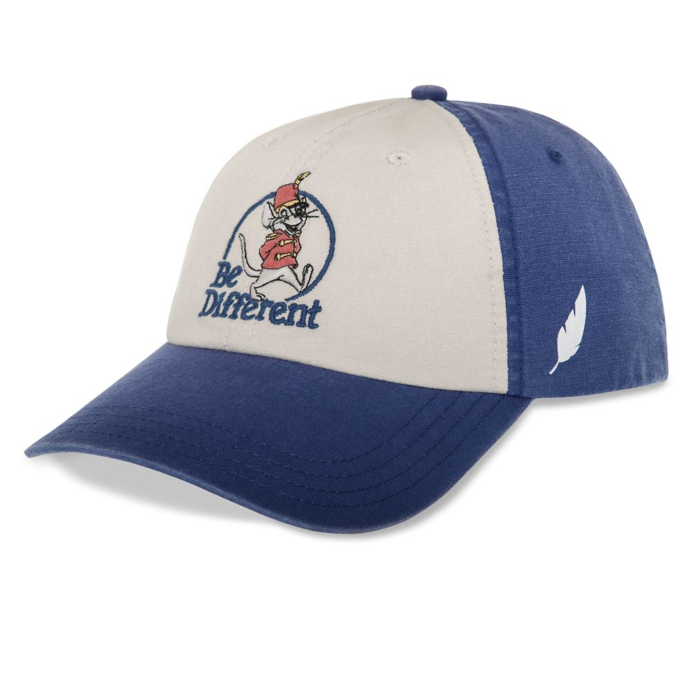 Timothy Mouse Baseball Cap for Adults by Junk Food – Dumbo