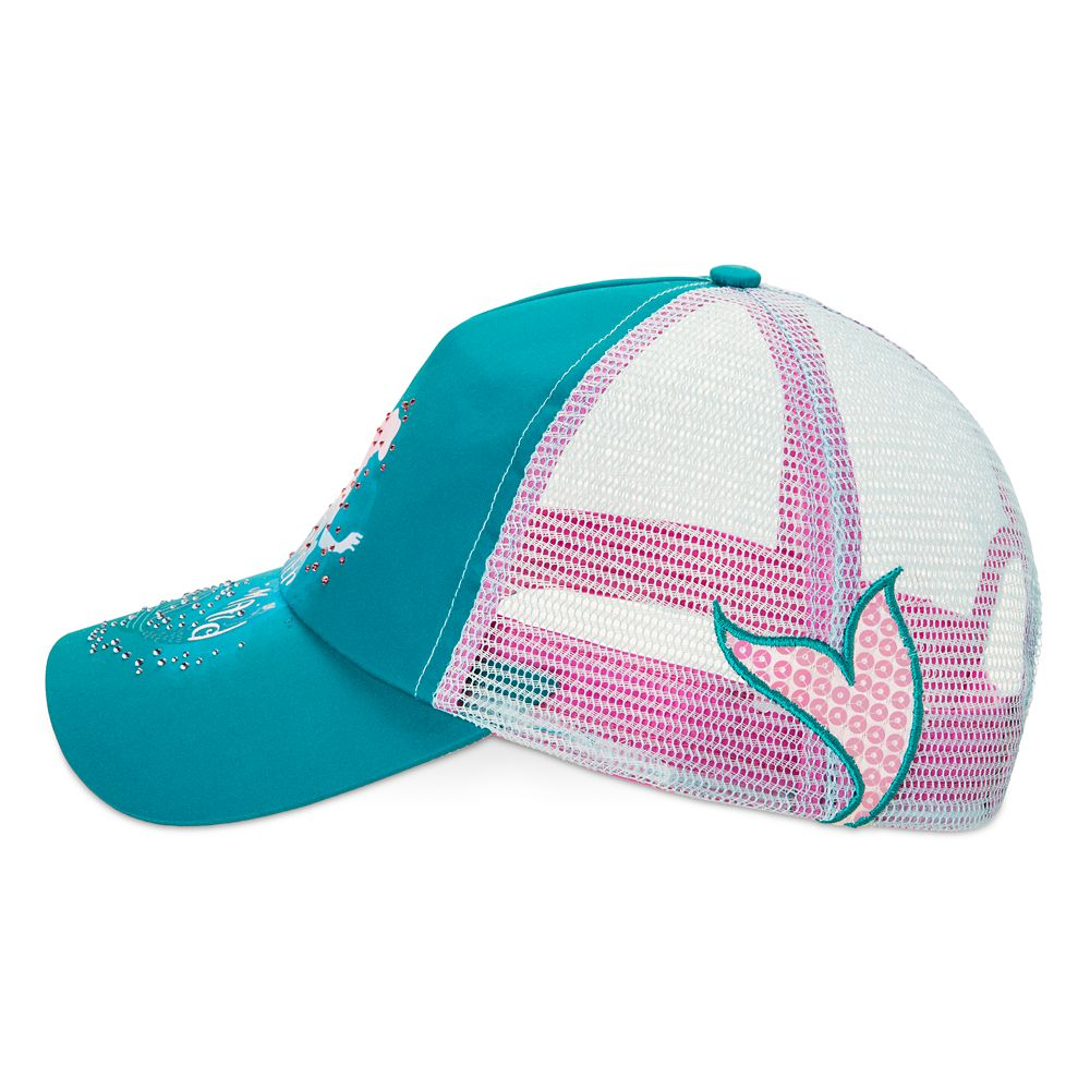Ariel Baseball Cap for Women – The Little Mermaid