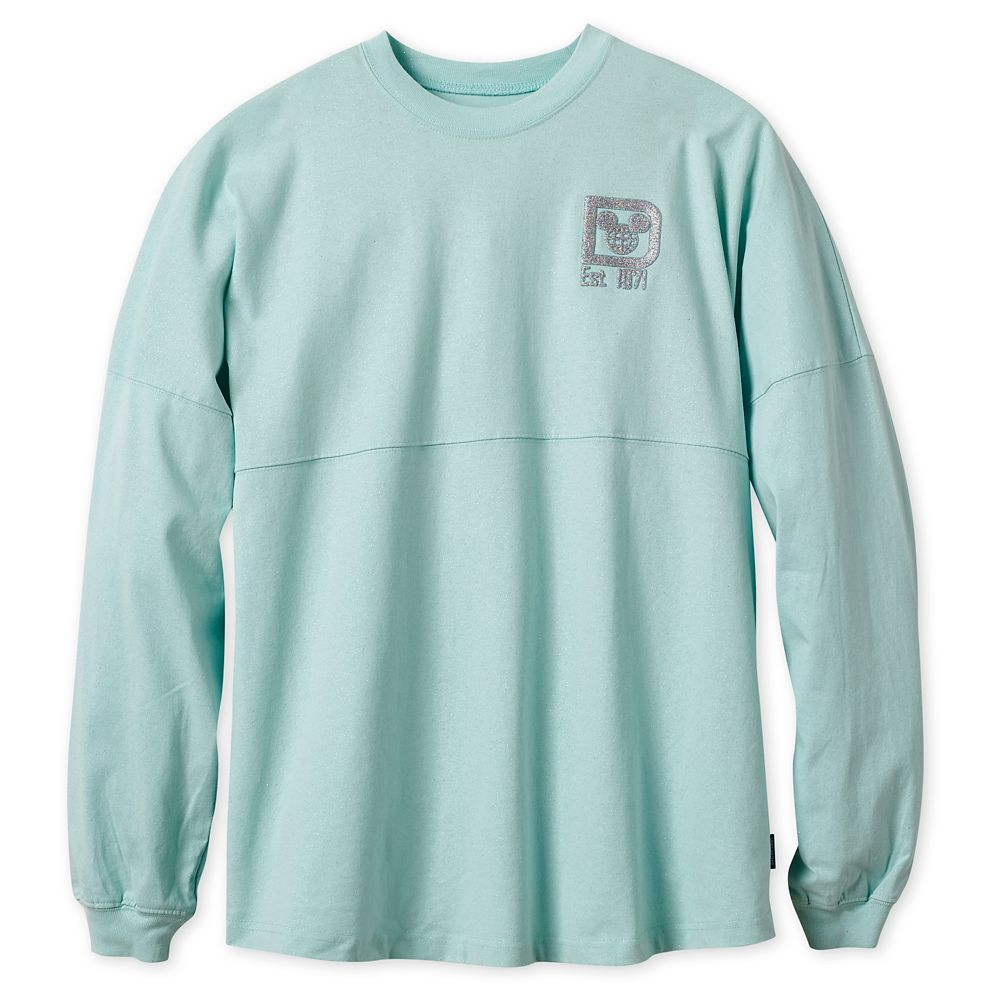 Walt Disney World Spirit Jersey for Adults – Arendelle Aqua