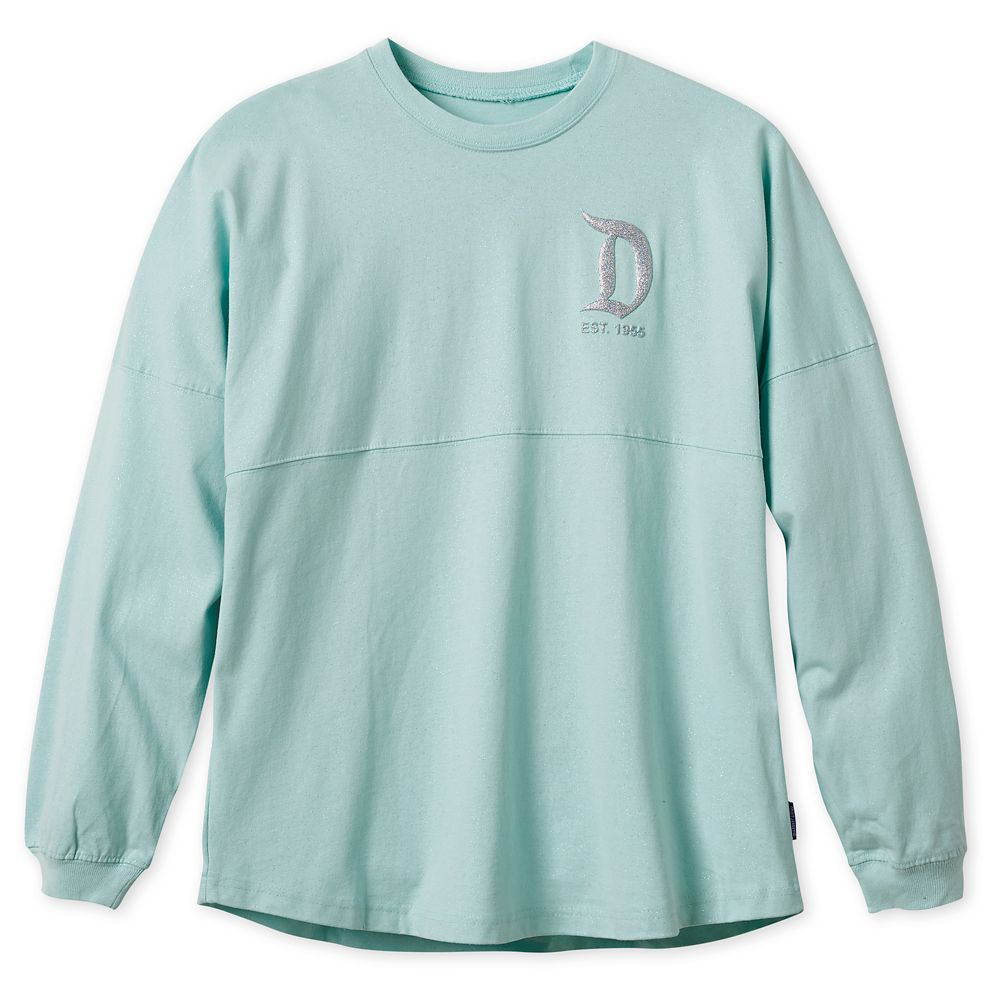 Disneyland Spirit Jersey for Adults – Arendelle Aqua