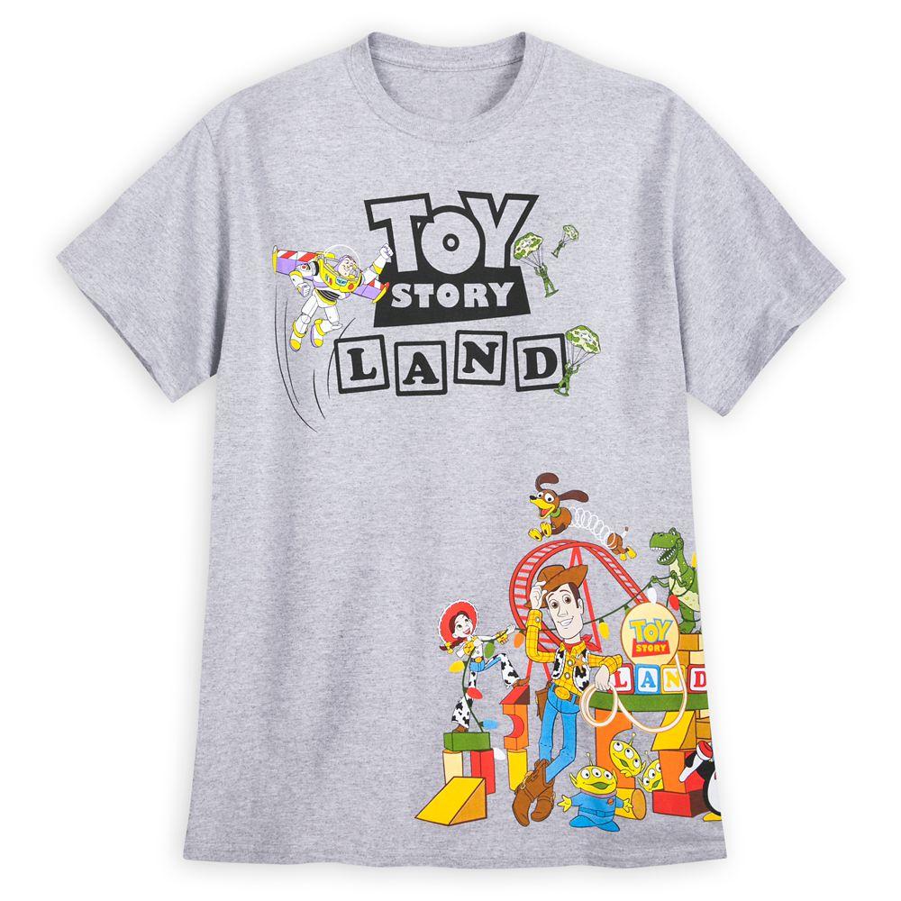 Toy Story Land T-Shirt for Men – Walt Disney World