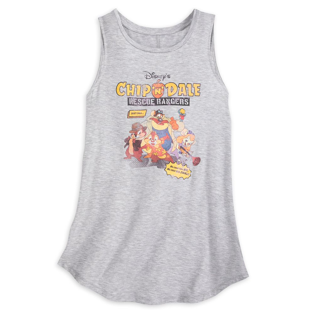Chip 'n Dale Rescue Rangers Tank Top for Women