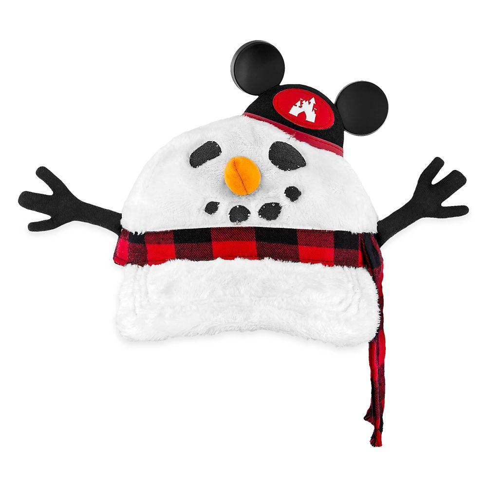 Snowman Baseball Cap for Adults – Walt Disney World