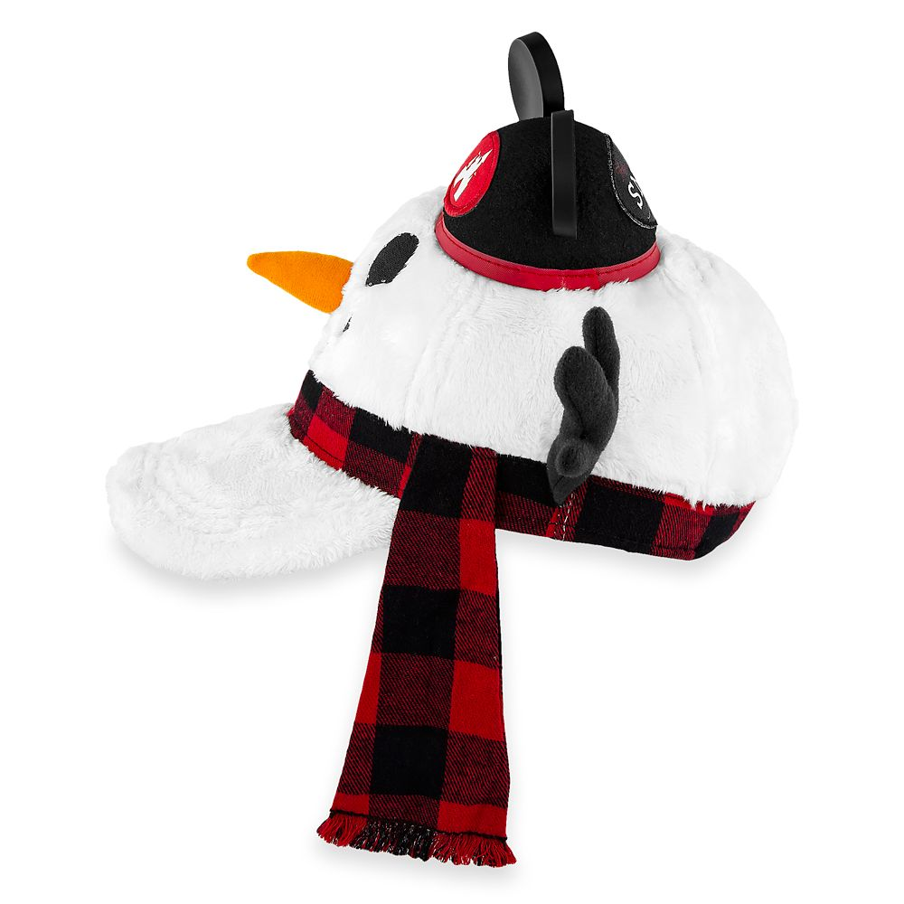 Snowman Baseball Cap for Adults – Walt Disney World