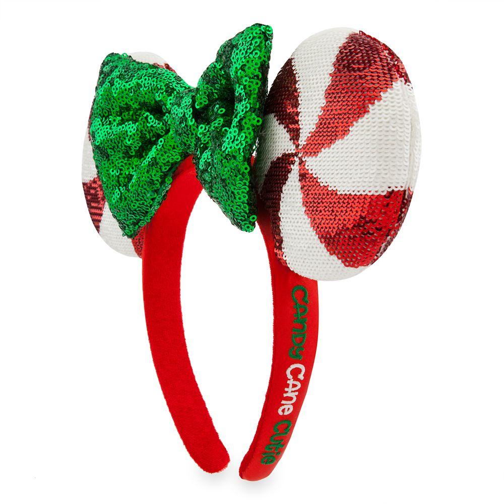 Minnie Mouse Peppermint Candy Ear Headband