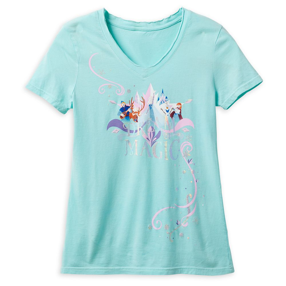 Frozen ''Dream of Magic'' T-Shirt for Women