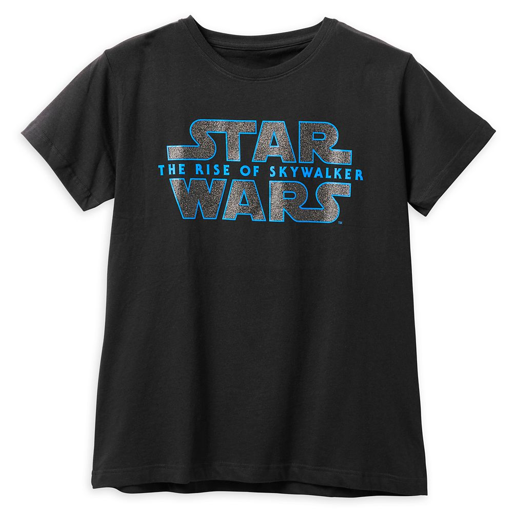Star Wars: The Rise of Skywalker Logo T-Shirt For Women