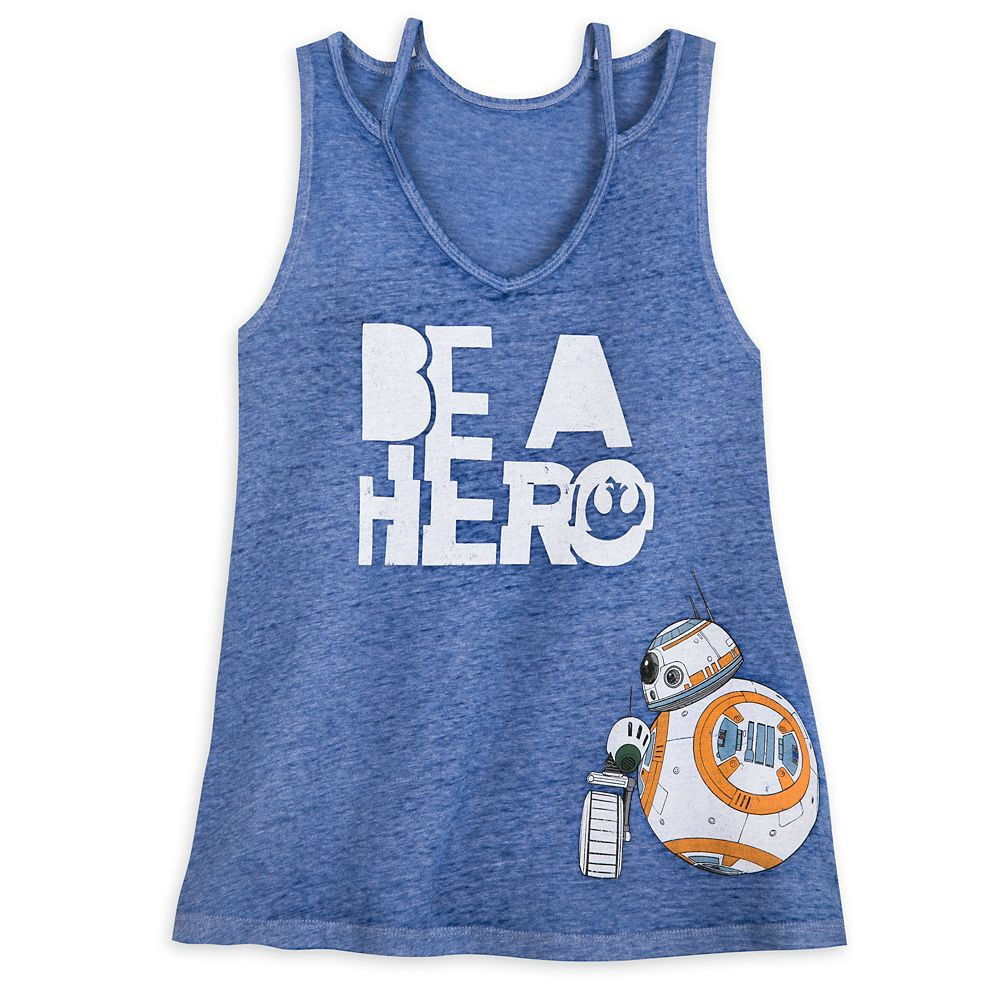 BB-8 & D-O Tank Top for Women – Star Wars: The Rise of Skywalker