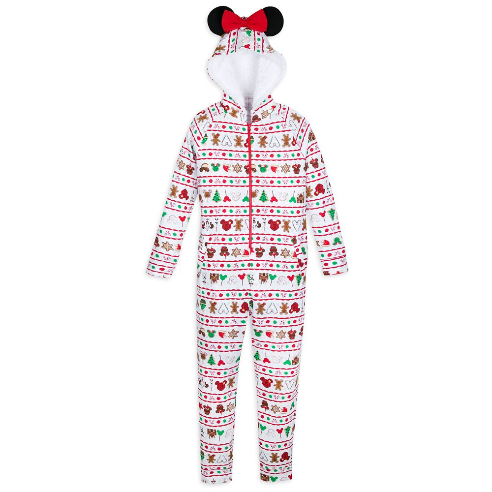 Minnie Mouse Holiday Park Foods Bodysuit for Women