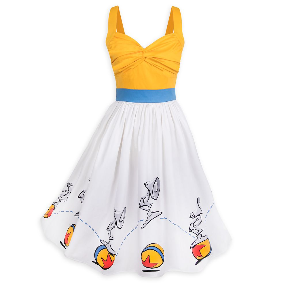 Pixar Halter Dress for Women