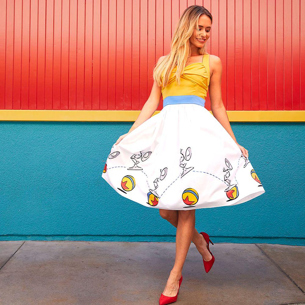 Pixar Halter Dress for Women