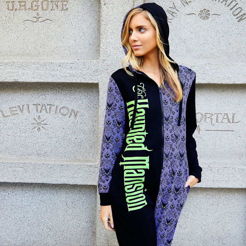 The Haunted Mansion Bodysuit for Women