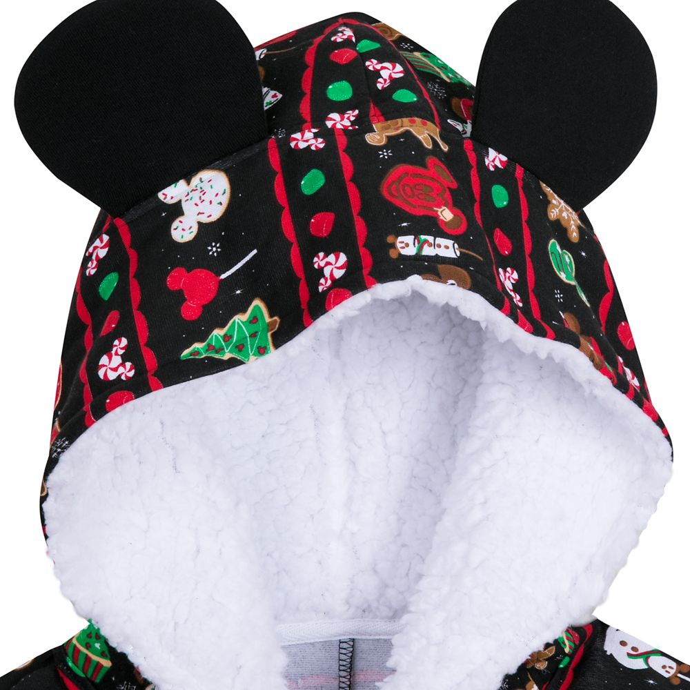 Mickey Mouse Holiday Park Foods Bodysuit for Men