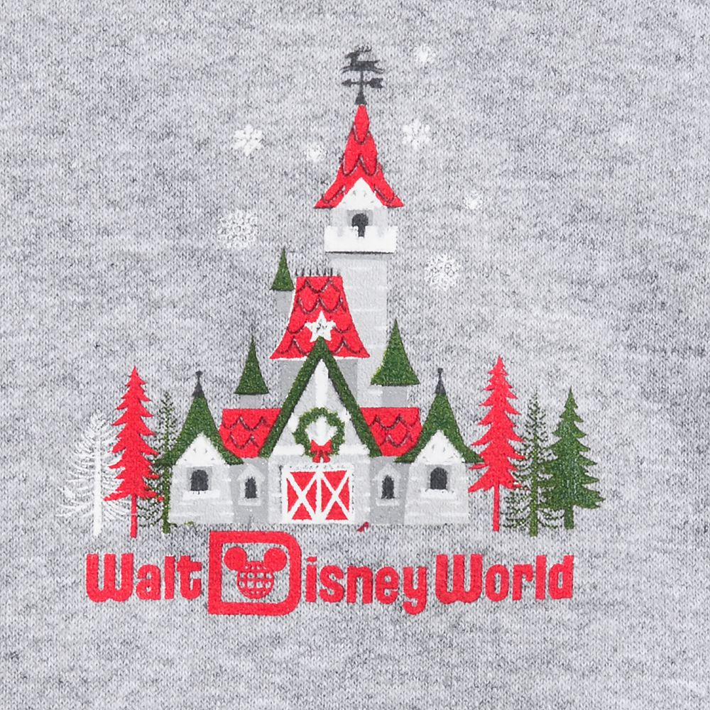 Mickey Mouse and Friends Holiday Hoodie for Adults – Walt Disney World