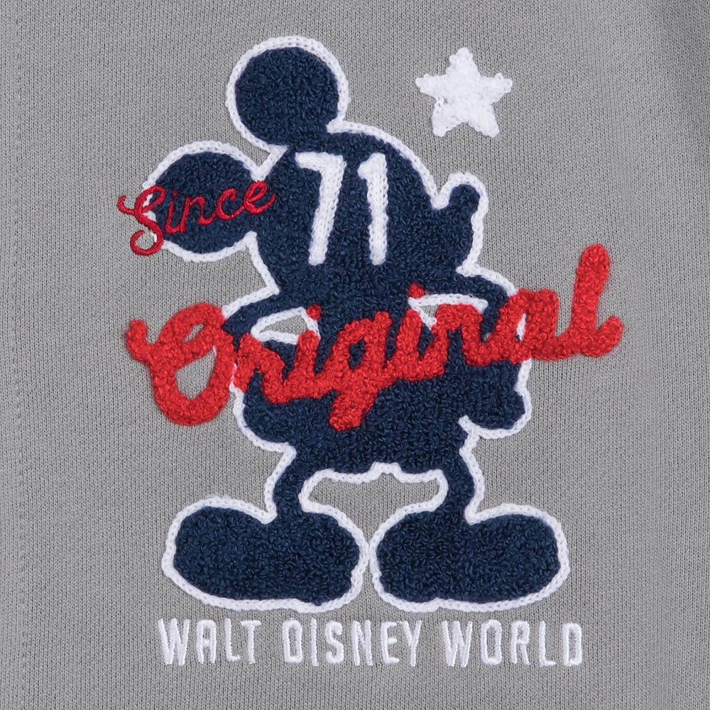 Mickey Mouse Letterman Jacket for Adults – Walt Disney World