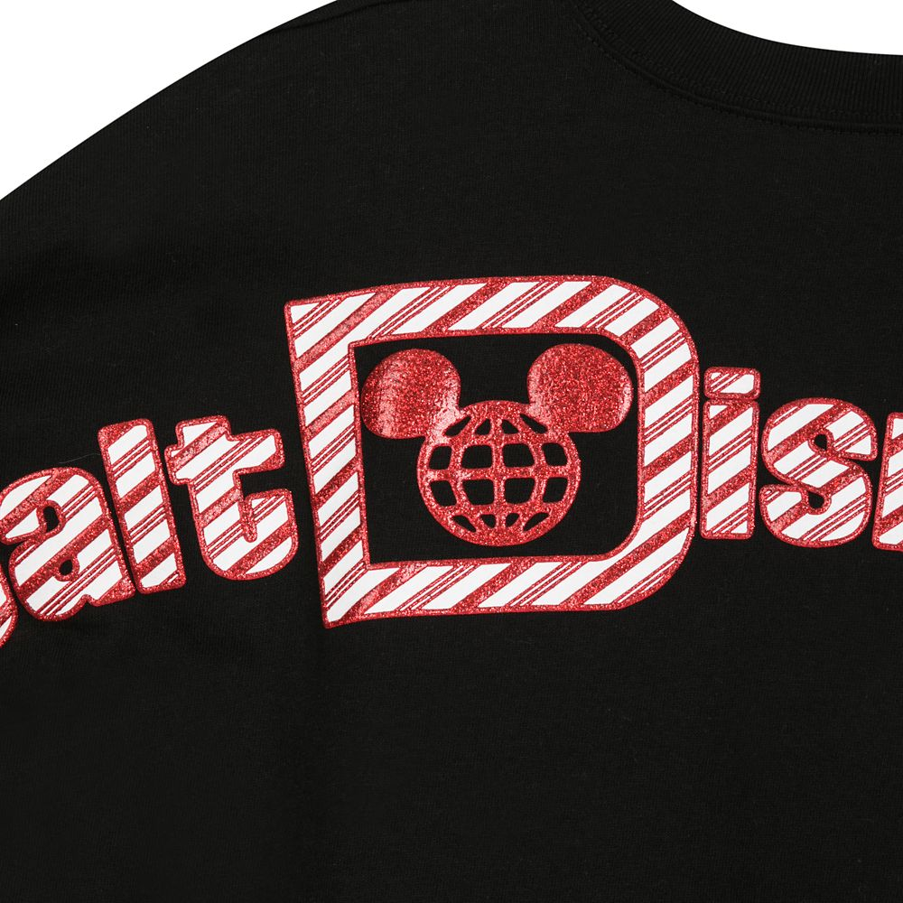 Candy Cane Spirit Jersey for Adults – Walt Disney World