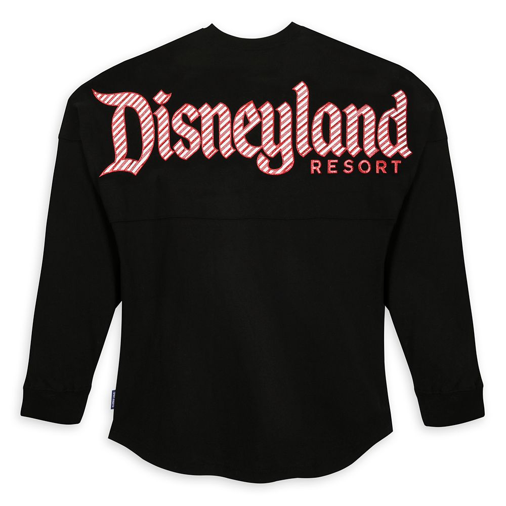 Candy Cane Spirit Jersey for Adults – Disneyland