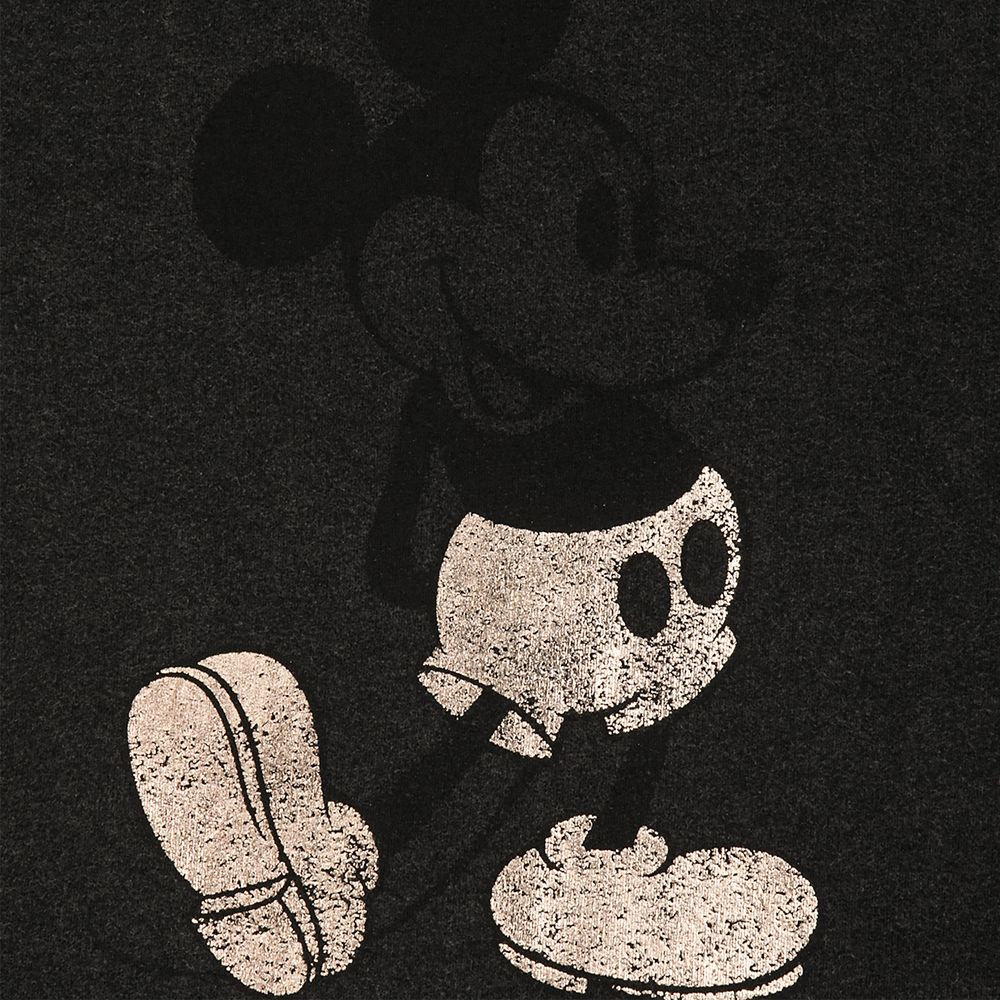 Mickey Mouse Football Jersey for Women – Walt Disney World – Black