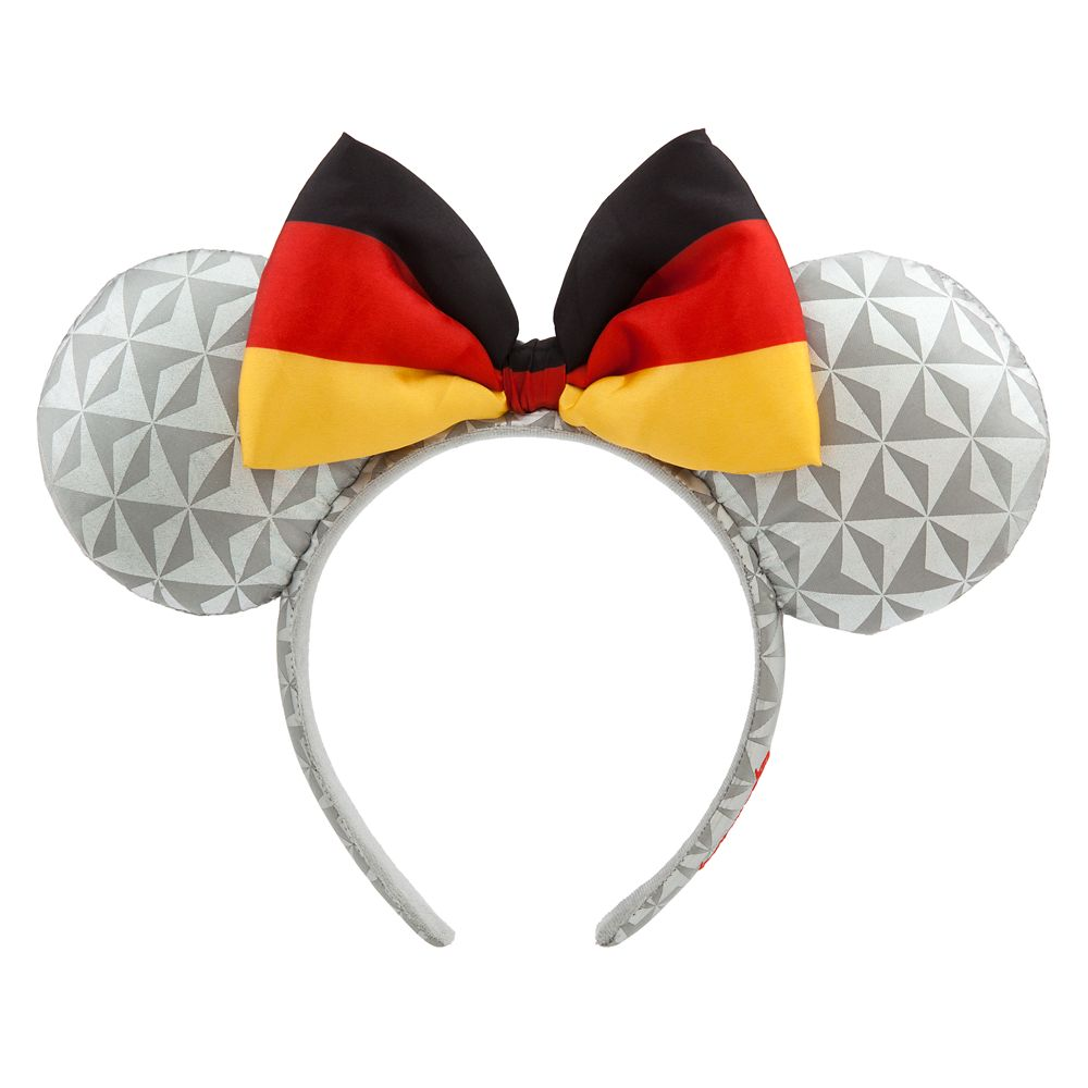 Epcot Germany Minnie Mouse Ear Headband for Adults