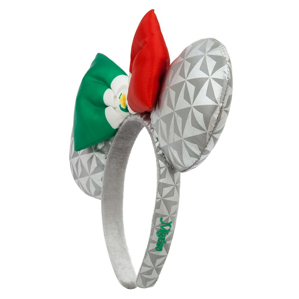 Epcot Mexico Minnie Mouse Ear Headband for Adults