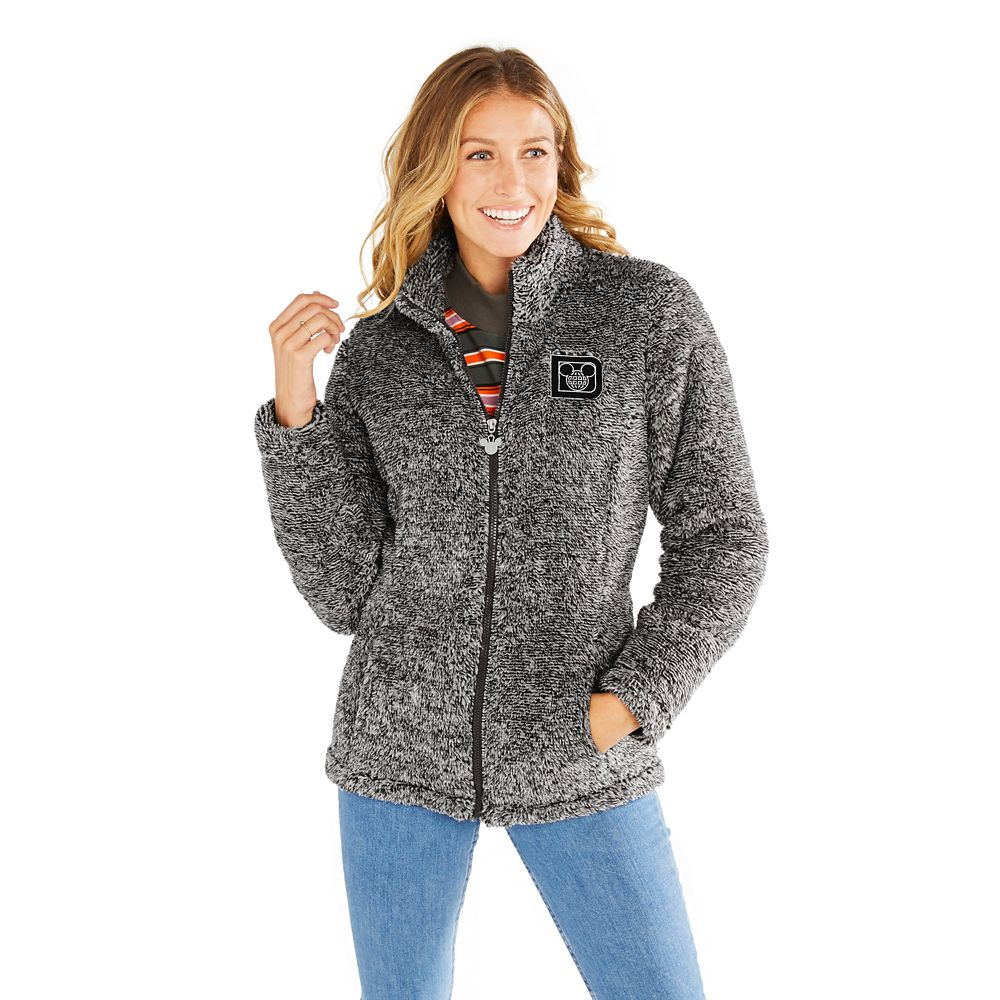Walt Disney World Plush Fleece Jacket for Women