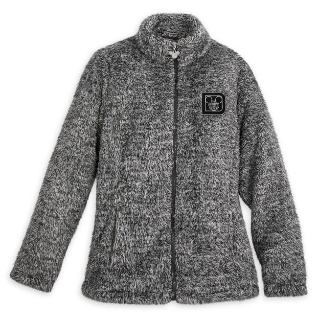 Walt Disney World Plush Fleece Jacket for Women