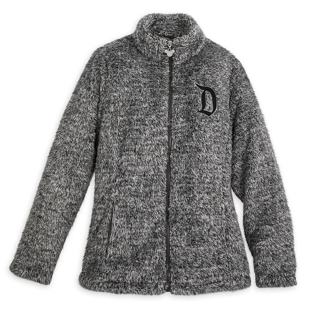Disneyland Plush Fleece Jacket for Women