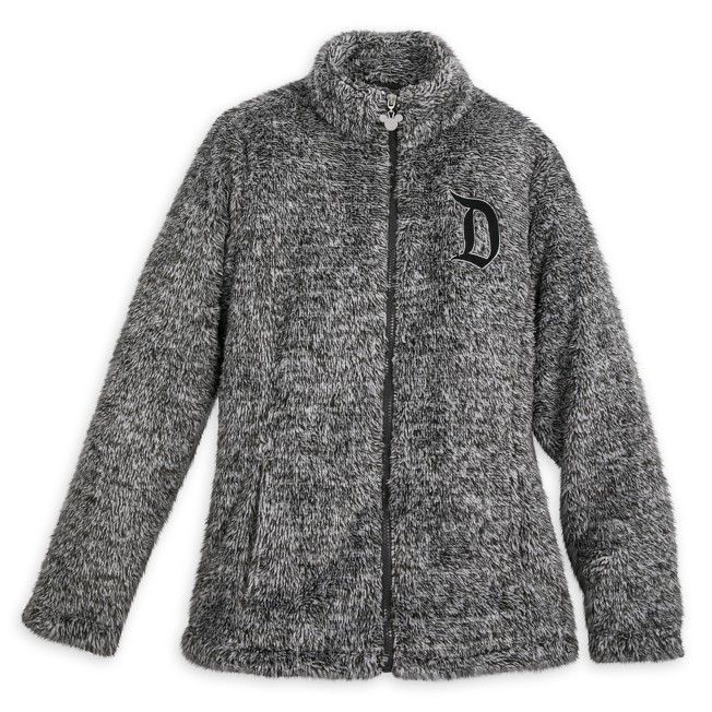 Disneyland Plush Fleece Jacket for Women