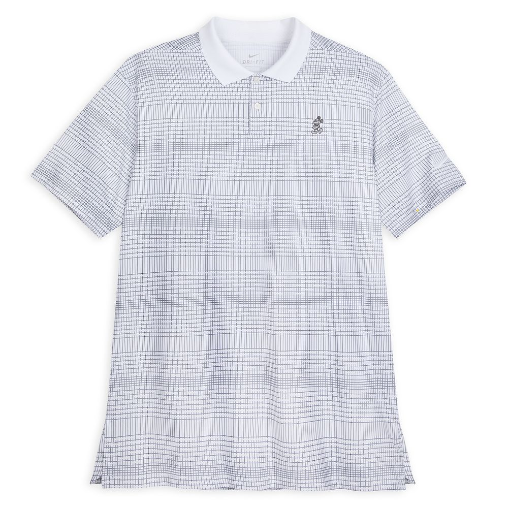 Mickey Mouse Performance Polo Shirt for Men by Nike Golf – Graph Pattern