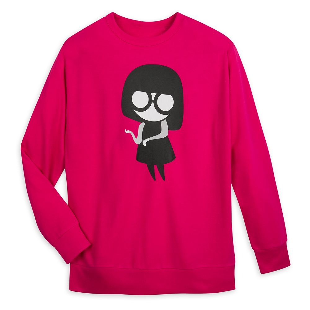 Edna Mode Long Sleeve Top for Women – The Incredibles