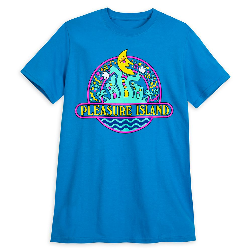 Pleasure Island Logo T-Shirt for Adults – Walt Disney World