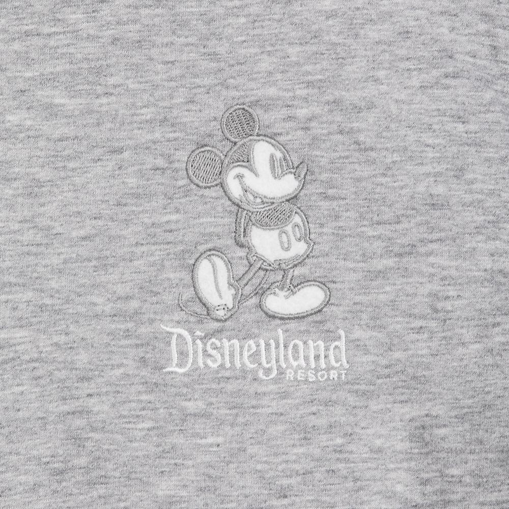 Mickey Mouse Fleece Lined Hoodie for Women – Disneyland