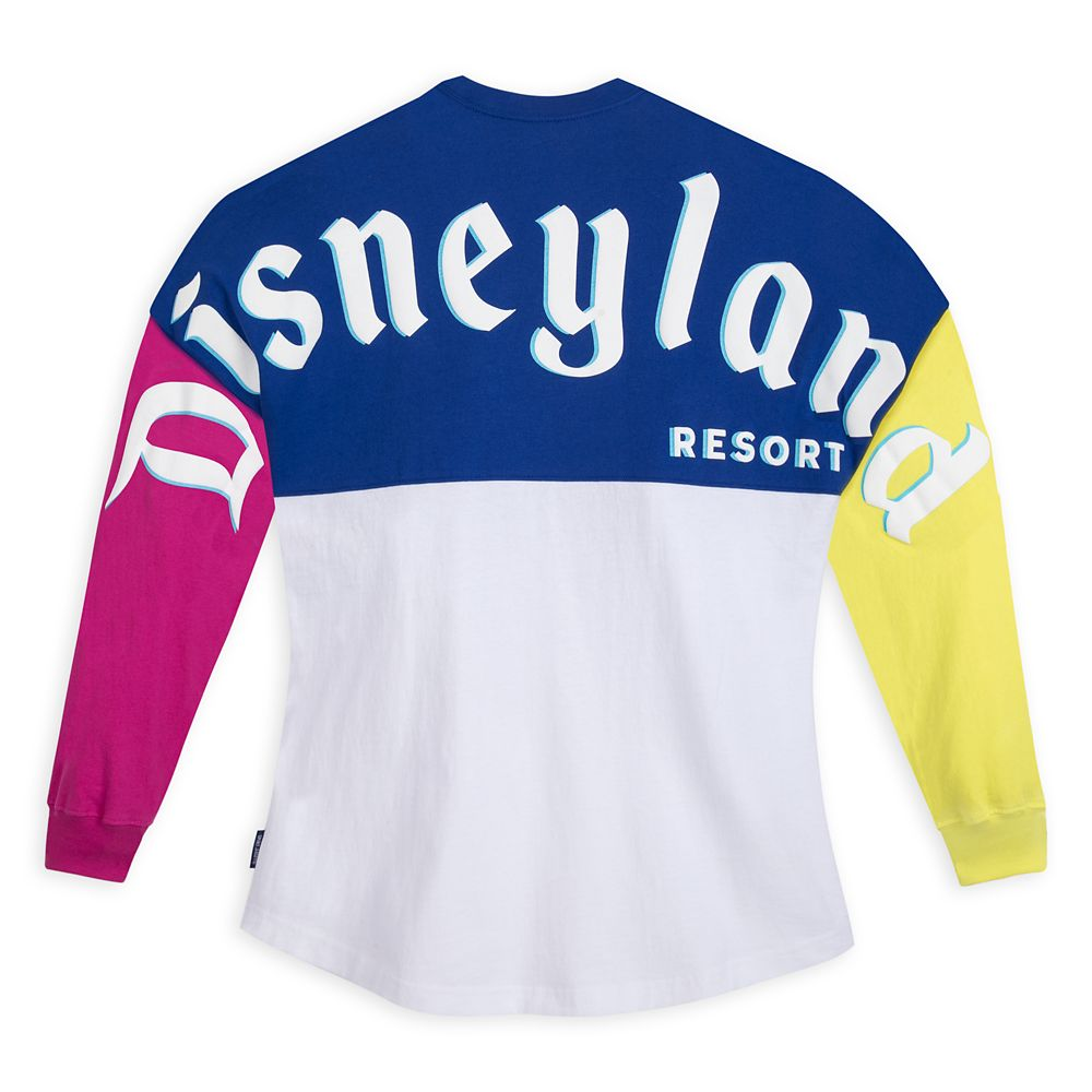 Mickey Mouse Disneyland Spirit Jersey for Adults