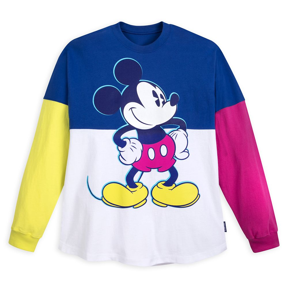 Mickey Mouse Walt Disney World Spirit Jersey for Adults