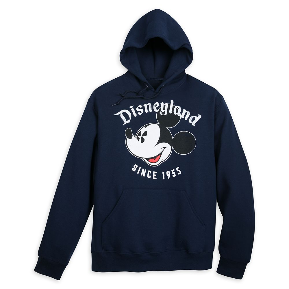 Mickey Mouse Pullover Hoodie for Adults – Disneyland