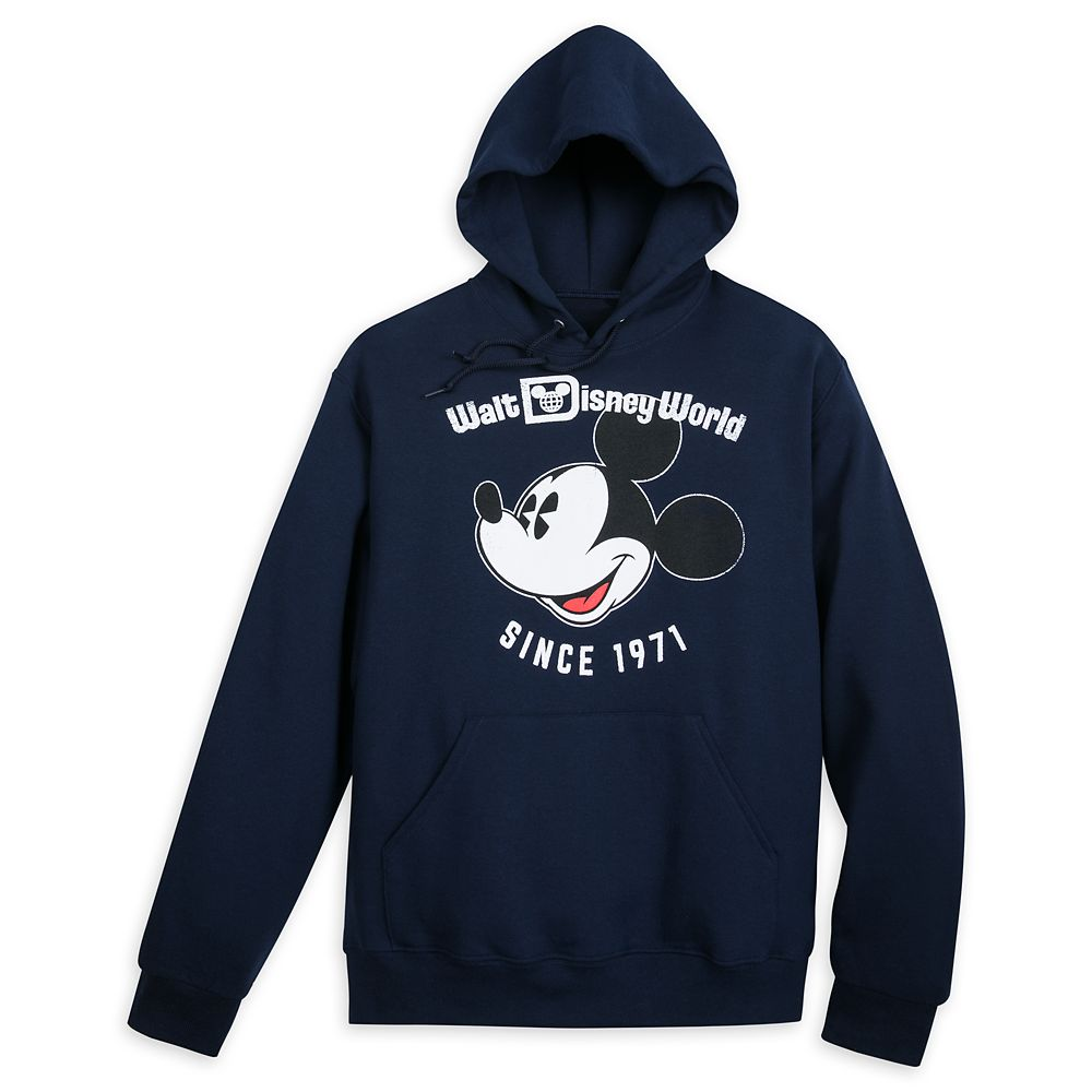 Mickey Mouse Pullover Hoodie for Adults – Walt Disney World