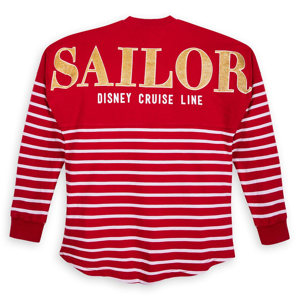 Minnie Mouse ''Sailor'' Disney Cruise Line Spirit Jersey for Adults